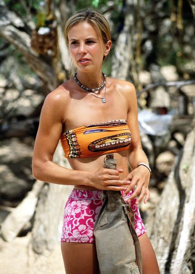 The 39 Hottest Female Survivor Contestants Tv Guide Survivor Contestants Women Survivor Celebrities Female