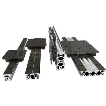Openrail Linear Rail Diy Cnc Aluminum Extrusion Linear