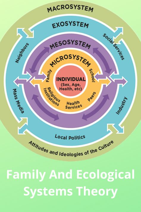 Family And Ecological Systems Theory