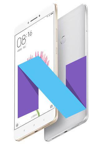 Xiaomi Mi Max Nougat ROM Update  https://goo gl/a0sDN9 | Root
