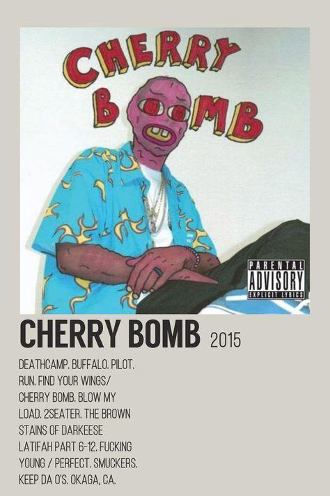 Cherry Bomb made by Raveena