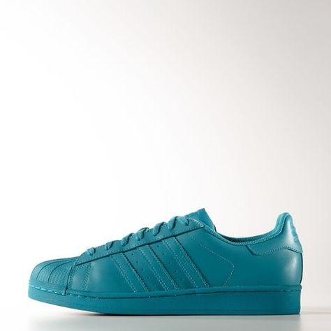 adidas superstar color lab green