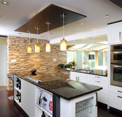 New Kitchen Pop Design And False Ceiling Ideas 2019 Kitchen