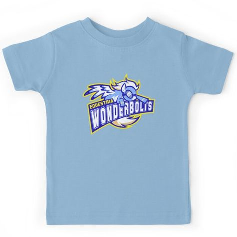 Soft and durable Kids T-Shirt kids clothing. Solid colors are 100% cotton, heather colors are cotton blends. Range of color options. Because My Little Pony, that's why.