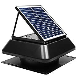 15 Best Solar Powered Exhaust Ventilation Fans Updated 2020 In 2020 Solar Attic Fan Solar Powered Attic Fan Exhaust Fan Light