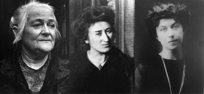 Women S Liberation The Marxist Tradition Clara Zetkin Rosa