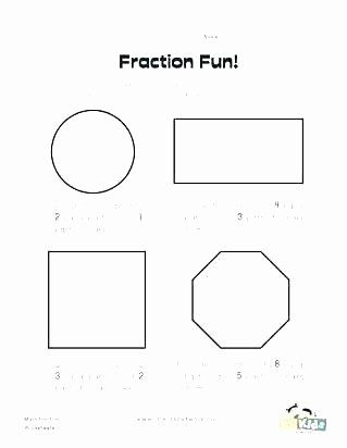 Geometric Shapes Worksheet 2nd Grade Partitioning Fractions Worksheets Year 3 Maths Grade In 2020 Shapes Worksheets Fractions Worksheets Wristband Template