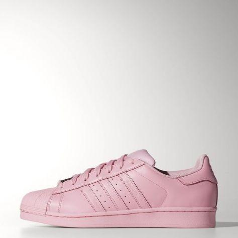 adidas superstar light pink shop