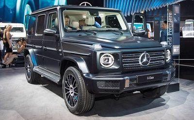 2019 Mercedes-Benz G-Wagen: Redesign, Changes, Release >> 2019 Mercedes Benz G Wagon Redesign Changes 2018autoreview