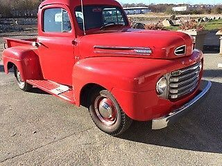 1950 Ford F 1 Pickup Truck Old Trucks For Sale Vintage Classic
