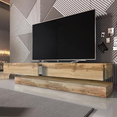 meuble suspendu salon meuble tv