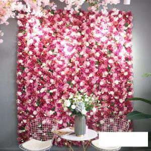 Hot Item Wall Rose Artificial Flowers For Home Wedding Decoration Home Wedding Decorations Home Wedding Wedding Decorations