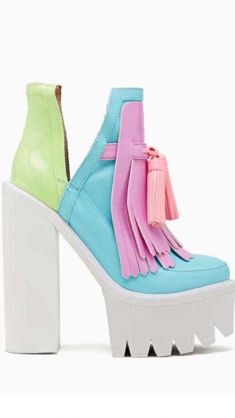 cdcecd7d4c8 Iggy Azalea x Steve Madden Patra Neoprene Platform - Shoes