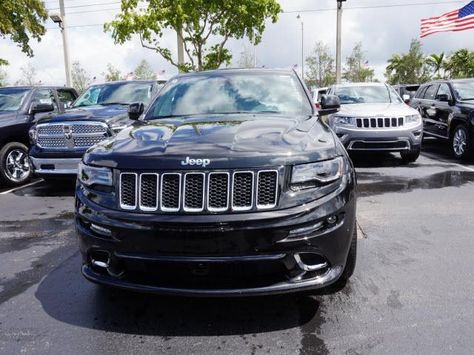 2015 Jeep Grand Cherokee Srt With Images Jeep Grand Cherokee