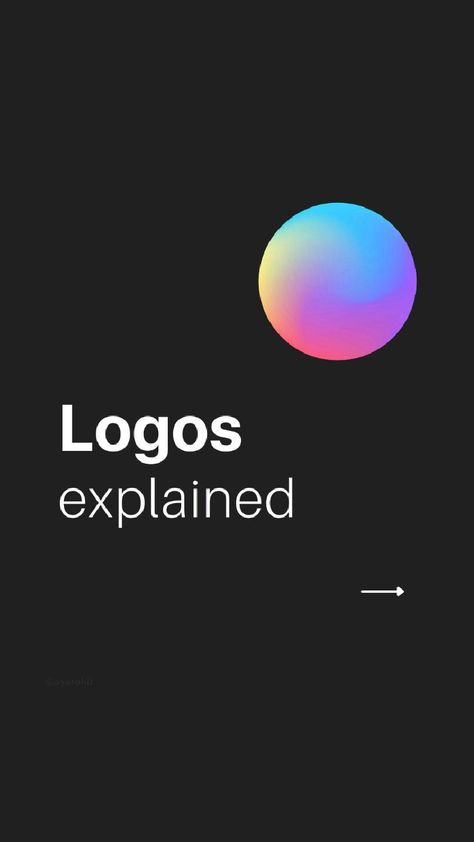 Save this Handy Logo Guide 🔥🚀
