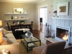 Genial Things To Know In Living Room And Dining Room Combined Design | Latest  House Design