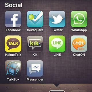 Mengenali Pengertian Chatting Dan Contoh Aplikasinya Internet Aplikasi Pengetahuan