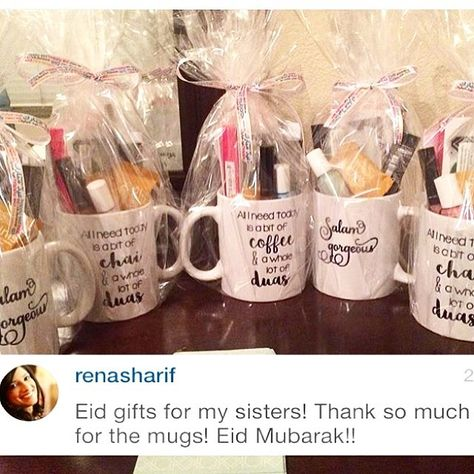 If you're out of Ramadan and eid gift ideas, here's one an awesome