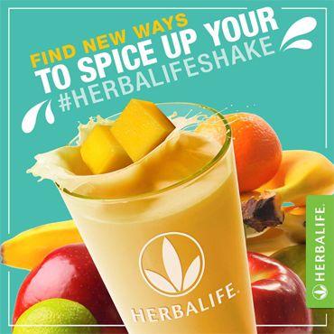 Scrumptious Herbalife Shake Recipes