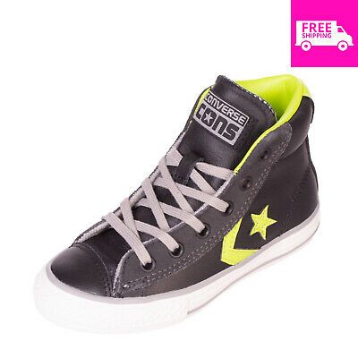super cute online shop look for Sponsored)eBay - CONVERSE CONS Leather High Top Sneakers EU ...