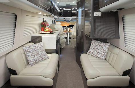 Airstream Interstate 3500 Class B Motorhome Interior Motorhome