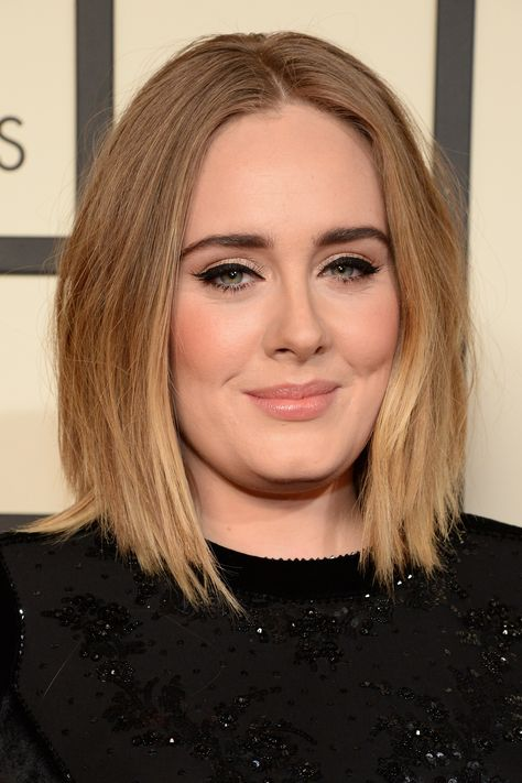 The Beauty Evolution Of Adele From Over The Top Glamour To