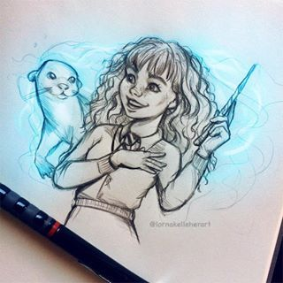 Taking A Quick Break From Commissions Because How Has It Been 20 Years Since Harry Potter Harry Potter Art Drawings Harry Potter Sketch Harry Potter Drawings
