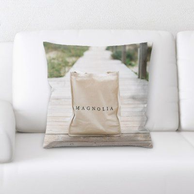 Rug Tycoon Portrait Style Photography Throw Pillow Throw Pillows Pillows Floral Throw Pillows