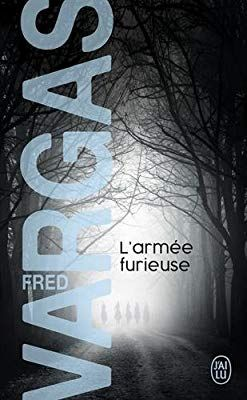 Amazon Fr L Armee Furieuse Fred Vargas Livres Livres