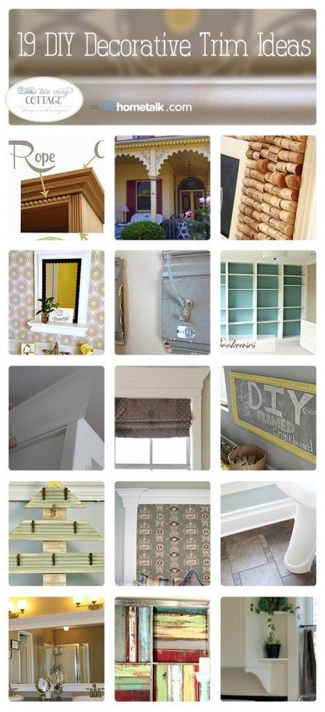100 best diy molding trim and wainscoting images on pinterest 100 best diy molding trim and wainscoting images on pinterest moldings crown molding and wood solutioingenieria Choice Image