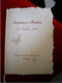 Guida Al Matrimonio Il Libretto Messa Matrimonio Partecipazione Eventi