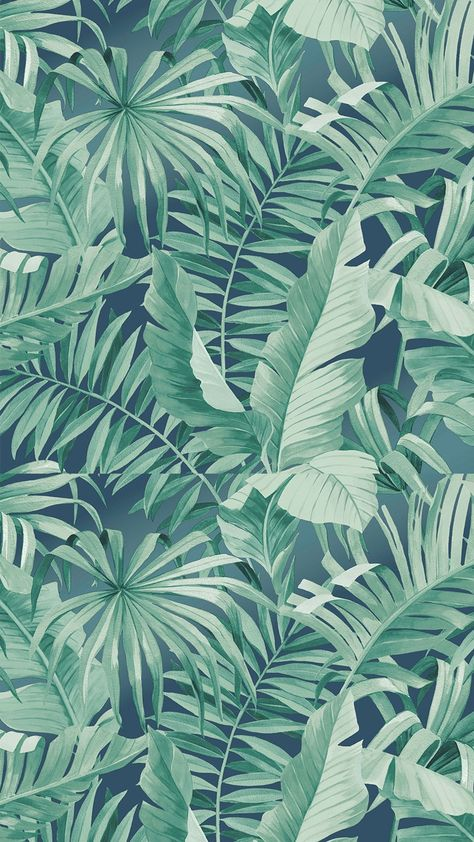 A Beautiful, Bold pattern, perfect to bring any room to life. For similar designs visit ilovewallpaper.co.uk #ilovewallpaper #wallpaper #tropical