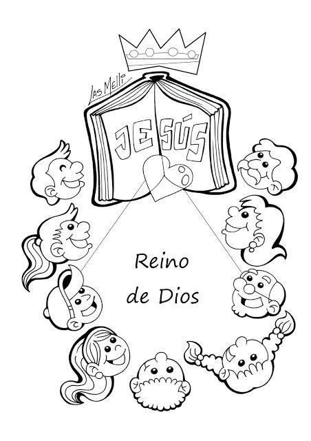 22 Ideas De El Reino Escuela Dominical Para Niños Niños Cristianos Escuela Dominical