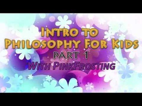 36 P4c Ideas Philosophy For Children Short Film Youtube Teaching Videos
