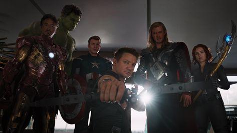 The Avengers (2012) Desktop Wallpaper | Moviemania