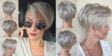 Moderne Kurzhaarfrisuren 2018 Damen Hair Ideas In 2019