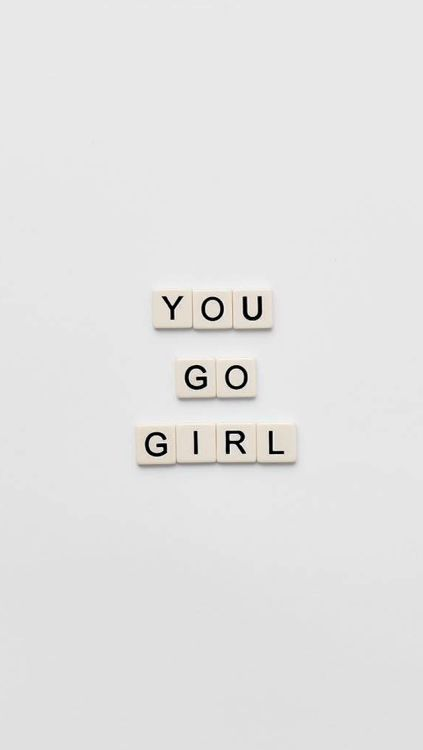 Whorunstheeworkd Girls Girl Power You Go Girl Power Wallpaper