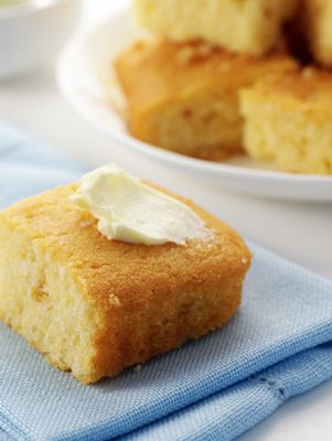 Buttermilk Cornbread Recipe With Images Buttermilk Cornbread Food Cornbread
