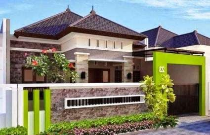 50 Trendy Garden Fence Beautiful Gate Ideas Exterior Wall Design Dream House Exterior House Styles