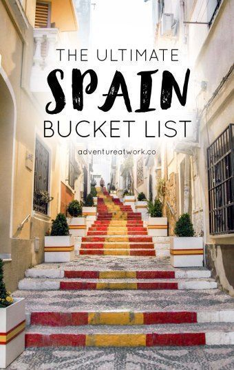 There is so much to see and do in Spain; with bustling cities, gorgeous mountains, crystal clear waters, and adorable villages, it's almost impossible to keep track! Luckily for you, I've pulled together a list of the 40 best things to do in Spain in the Ultimate Spain Bucket List.