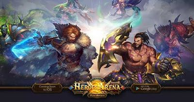 Heroes Arena Apk for Android Free Download Online heroes