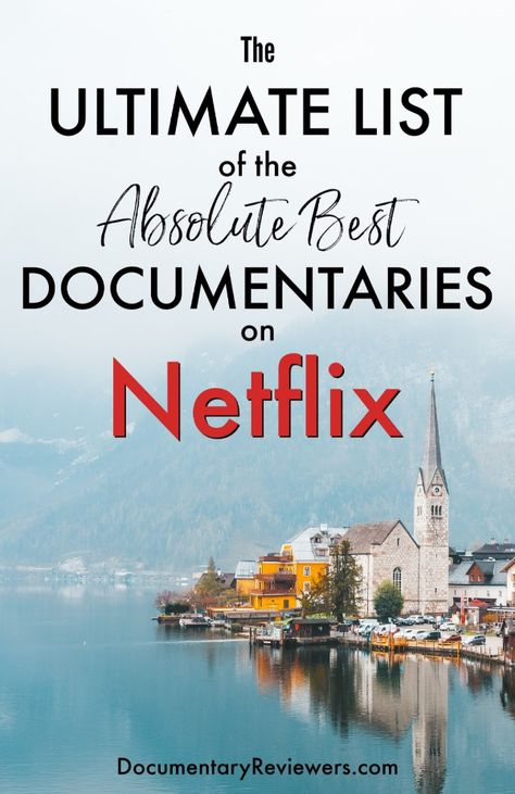 These documentaries are the absolute best on Netflix that you can find! Netflix documentaries have consistently been ranking as some of the best documentaries out there, so it& time to update your queue with these classics! Best Documentaries On Netflix, Spiritual Documentaries, Health Documentaries, Netflix Hacks, Good Movies On Netflix, Good Movies To Watch, Dc Movies, Interesting Documentaries, Fashion Documentaries
