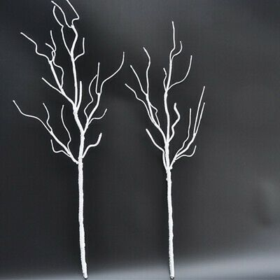 Simulation Large White Dried Branch Artificial Plant Wedding Home Decor 2 Sizes Fashion Home Garden H Tree Branch Wall Art Branch Decor Dried Tree Branches
