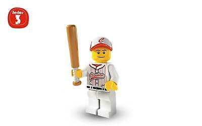 Lego Minifigures Series 3 The Baseball Player 8803 Sealed Pack 2011 Afflink Contains Affiliate Links When You Cli Lego Minifigures Mini Figures Lego
