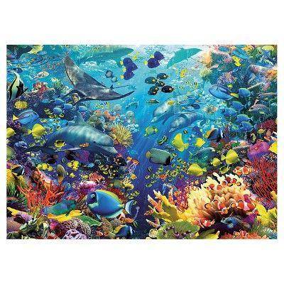 Ravensburger Underwater Paradise Puzzle 9000 Pieces Underwater