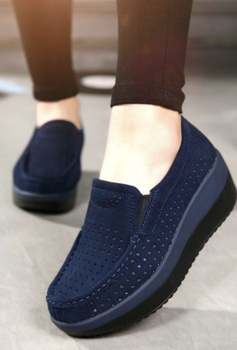 BENEFITS: #Exercise for inactive #muscles. Strengthens and tones the muscles of the #legs, abdomen, back, and buttocks. Improve posture and #walking. Tones and molds the #body. It can help with back, hip, leg and #foot problems. #womenshoes #shoes #shoesforwomen #shoesflat #shoes2019