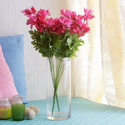 Get up to 44% off on Cross Dasi Pink Red Flowers Set of 2 at Wooden Street. #artificialflowers #fakeflowers #plasticflowers #artificialflowersinvase, #artificialflowersonline, #artificialflowerfordecoration , #artificialflowerdecoration