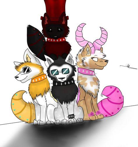 Fanart By Lemon Dog On Deviantart Animal Jam Animal Jam Play Wild Cute Animals