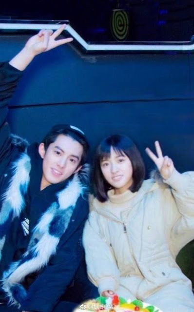 Shen Yue And Dylan Wang Are Sweet Together On Reality Show The Inn Weibo Talk Meteor Garden Handsome Korean Actors Meteor Garden Cast