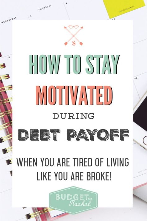 How to stay motivated during debt payoff | debt payoff struggles | how to focus on becoming debt free | how to stay motivated while paying off debt | debt free | financial freedom | dave ramsey | budgeting for beginners | find your motivation | debt payoff journey #debtfree #debtpayoff #daveramsey #budget #moneymanagementtips #motivation